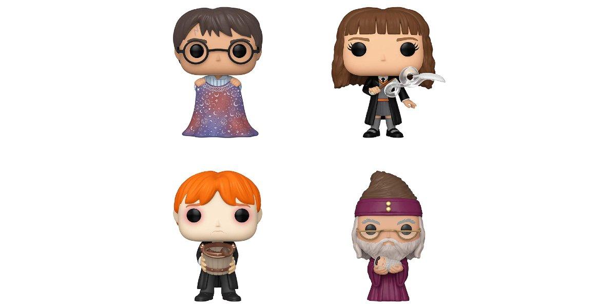 Funko Pop! Harry Potter Collectors Set