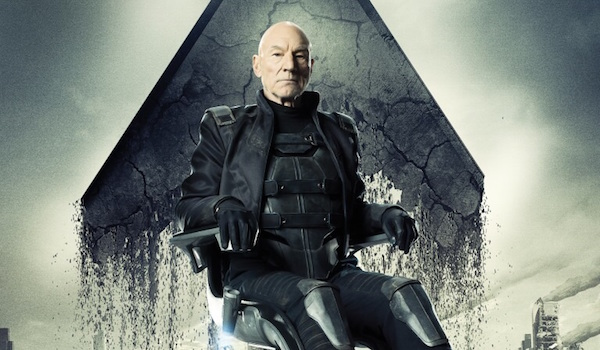 Professor X in X-Men: Days of Future Past
