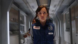 """Jodi Balfour as Ellen Wilson in """"For All Mankind"""" on Apple TV+."""