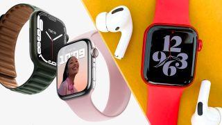 Apple Watch 7 vs 6