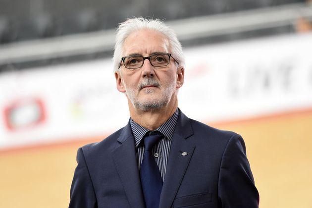 UCI president Brian Cookson