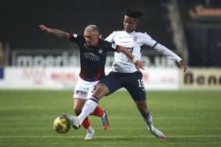 Falkirk v Rangers – Scottish League Cup – Second Round – Falkirk Stadium