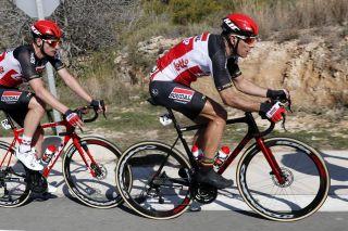 Volta a la Comunitat Valenciana 2020 - 71st Edition - 2nd stage Torrent - Cullera 181 km - 06/02/2020 - Philippe Gilbert (BEL - Lotto Soudal) - photo Luis Angel Gomez/BettiniPhoto©2020