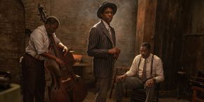 Chadwick Boseman's Golden Globe Nominated Performance In Ma Rainey's Black Bottom Even Made The Crew Emotional