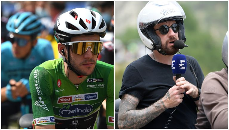 Sir Bradley Wiggins has picked Simon Yates to win the Giro d'Italia