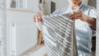 Least laundered items in your home survey