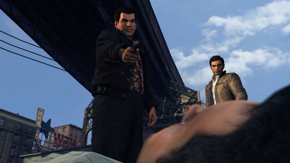Mafia 2 and 3 Definitive Editions are out now, free for owners of the originals