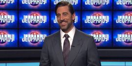 Wow, Sounds Like Aaron Rodgers Is Pitching Hard To Potentially Take Over For Alex Trebek On Jeopardy!