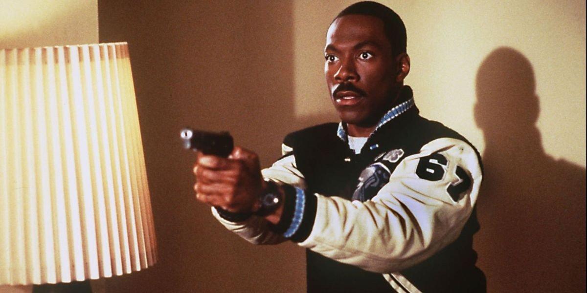 Eddie Murphy as Axel Foley in Beverly Hills Cop III (1994)