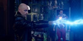 Shazam 2 Will Not Feature Mark Strong's Dr. Sivana, And He Tells Us Why