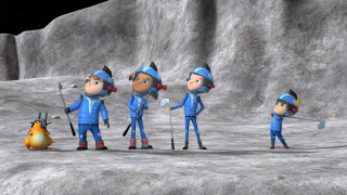 "PBS KIDS' ""Ready Jet Go!: One Small Step"" premieres June 17, 2019."