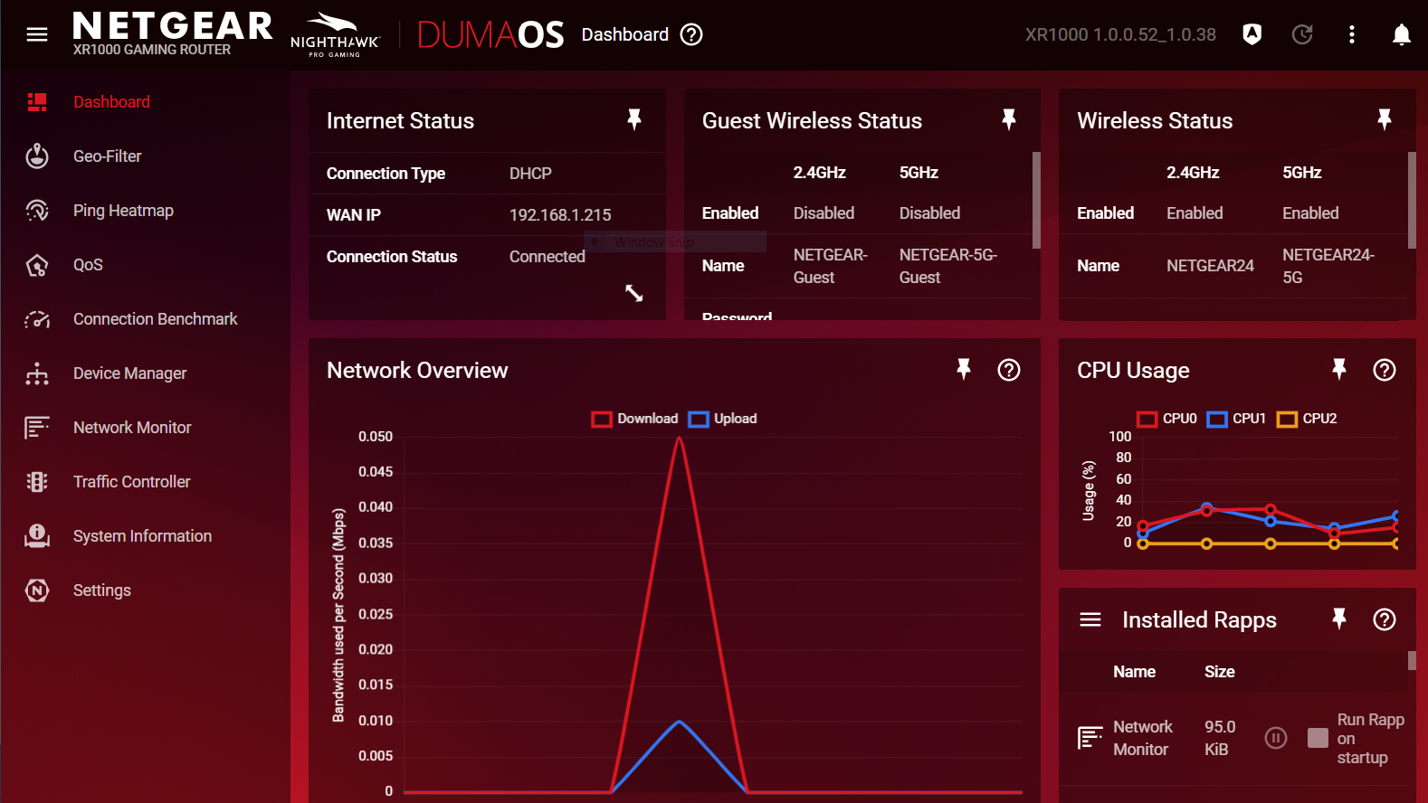 Netgear Nighthawk XR1000 review
