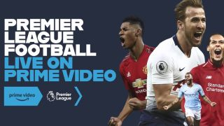 live stream premier league football on Amazon Prime video