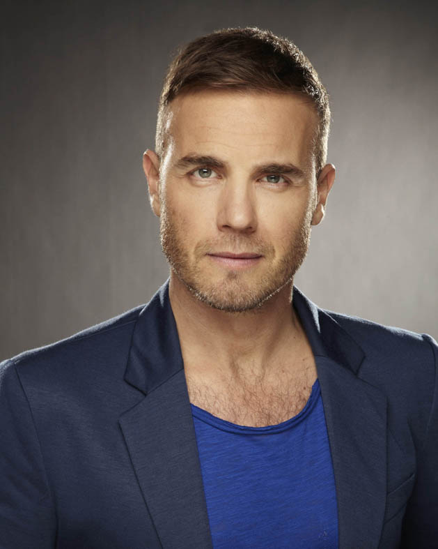 X Factor's Louis: Gary's stolen head judge role
