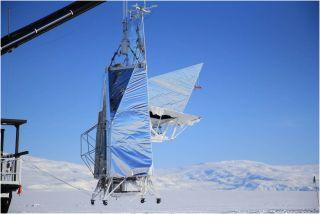 EBEX Telescope
