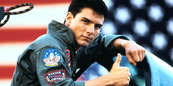 Looks Like Top Gun 2 Is Recreating An Iconic Tom Cruise Scene