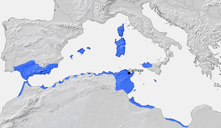 Carthage: Ancient Phoenician City-State | Live Science on ancient rome po river map, carthage colonies, carthage war elephants, carthage territory, corsica map, carthage port, carthage people, carthage greece, carthage harbor, syracuse map, carthage today, alps mountains map, tiber river map, carthage tunisia, carthage trade, pyrenees mountains map, vesuvius mountains map, carthage soldier,