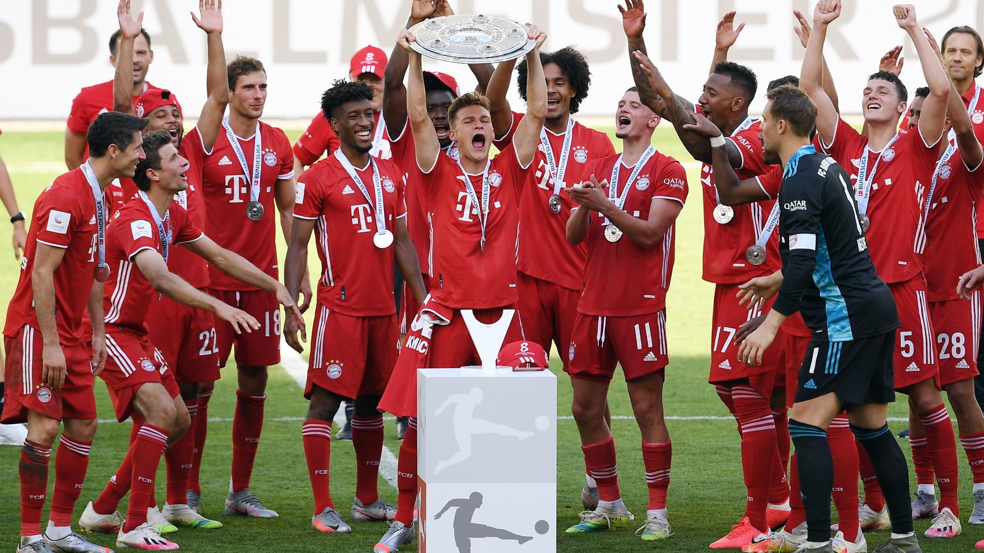Bundesliga Live Stream How To Watch Every 2020 21 Fixture Techradar