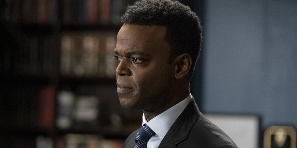 law and order svu return of the prodigal son demore barnes deputy chief garland nbc