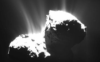 Comet Tails, Comas and Nuclei, Oh My