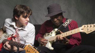 John Mayer and Buddy Guy