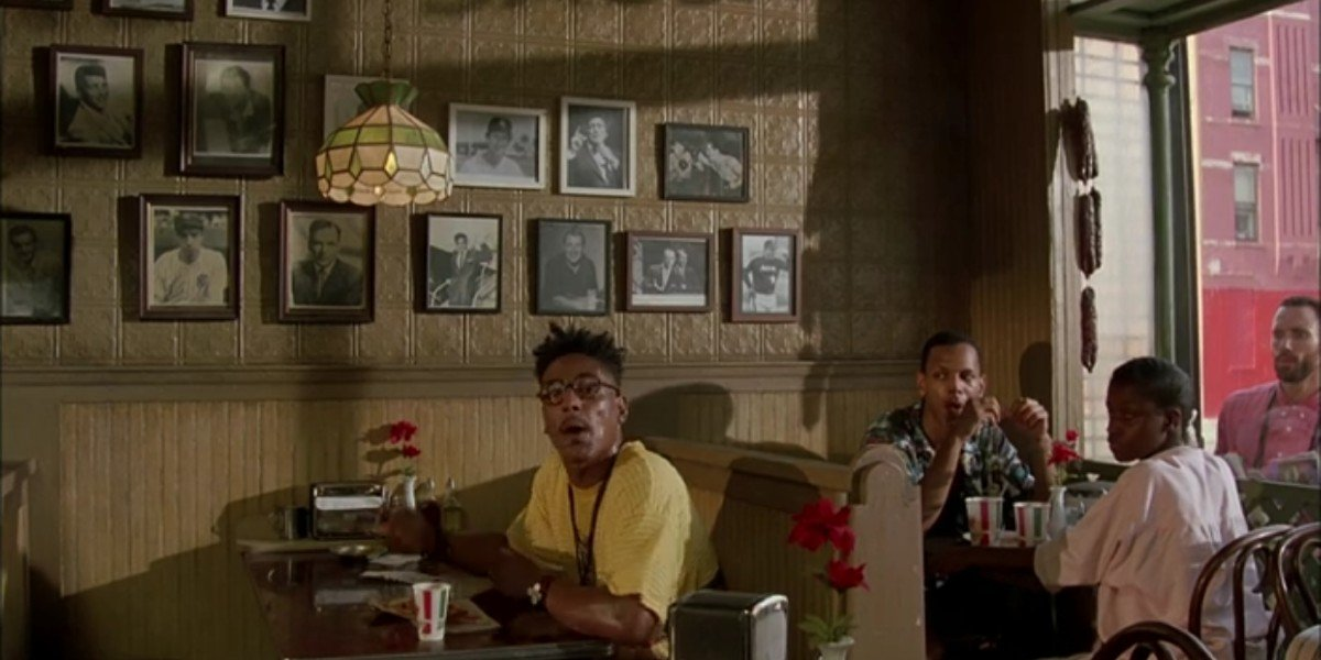 Giancarlo Esposito in Do the Right Thing