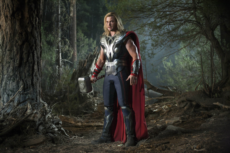 ¡Chris Hemsworth es mejor conocido en todo el mundo por interpretar a Thor!