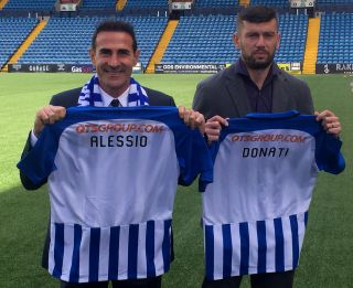 Angelo Alessio Photocall – Rugby Park