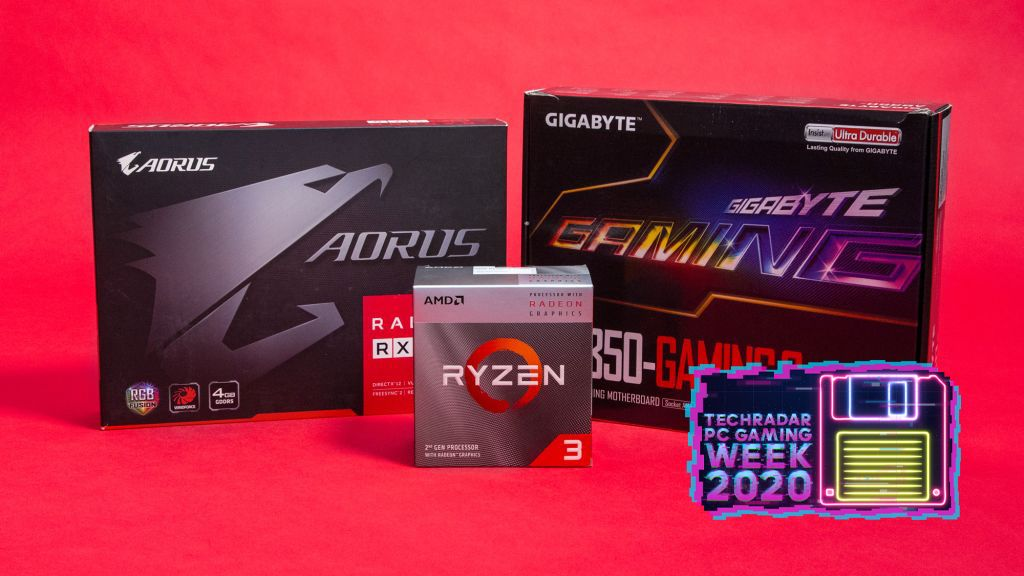 How To Build A Cheap Gaming Pc That Doesn T Suck Techradar