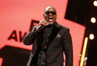 Johnny Gill performs during the 2019 BET Awards at Microsoft Theater in Los Angeles on June 23, 2019.