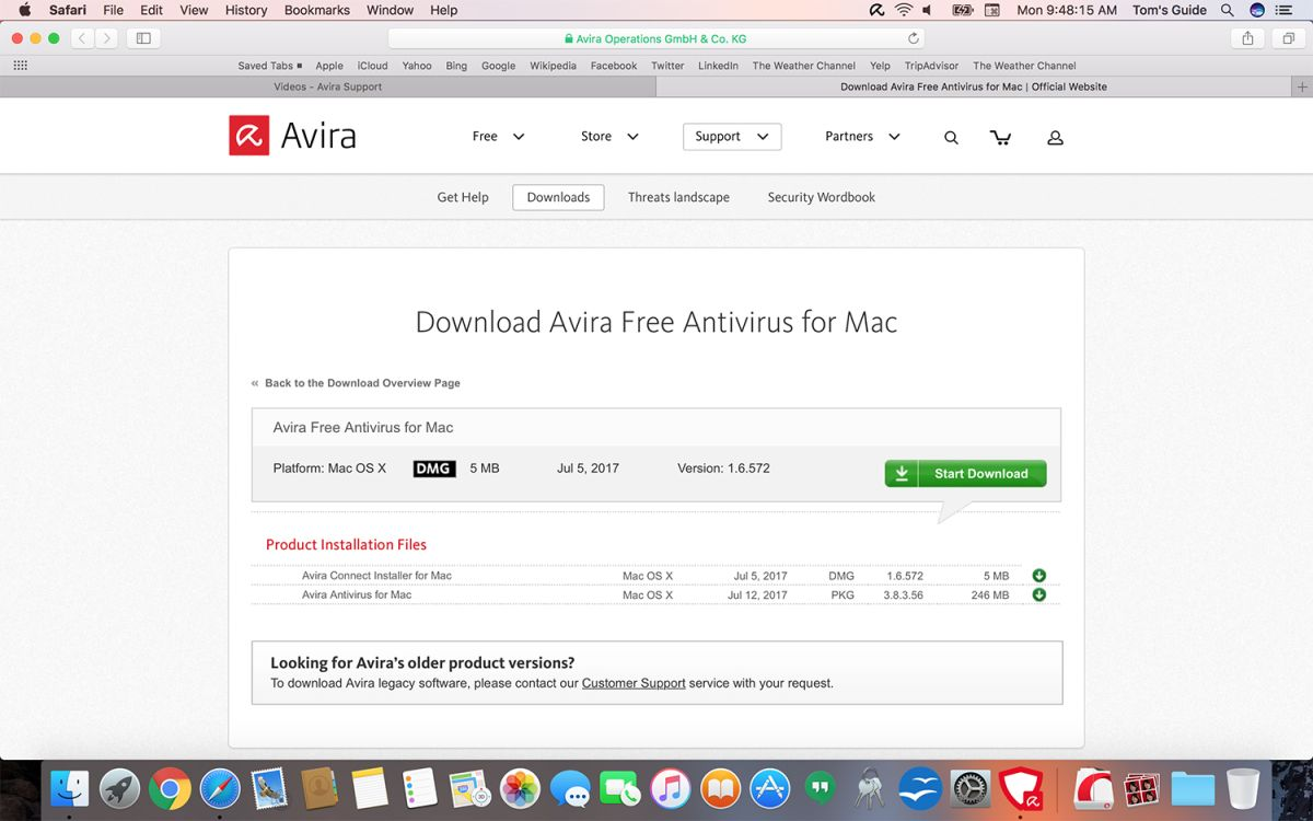 Avira Free Antivirus for Mac Review: You Can Do Better | Tom's Guide