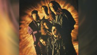 A promotional picture of Temple Of The Dog