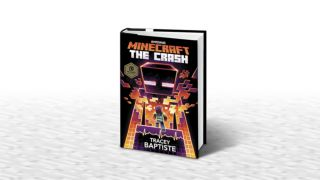The cover of Minecraft: The Crash.