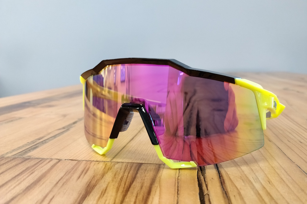 399a1cbf3fa 100% Speedcraft glasses review - Cycling Weekly