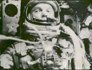 John Glenn Spaceflight
