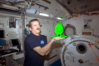 Hadfield and Alien