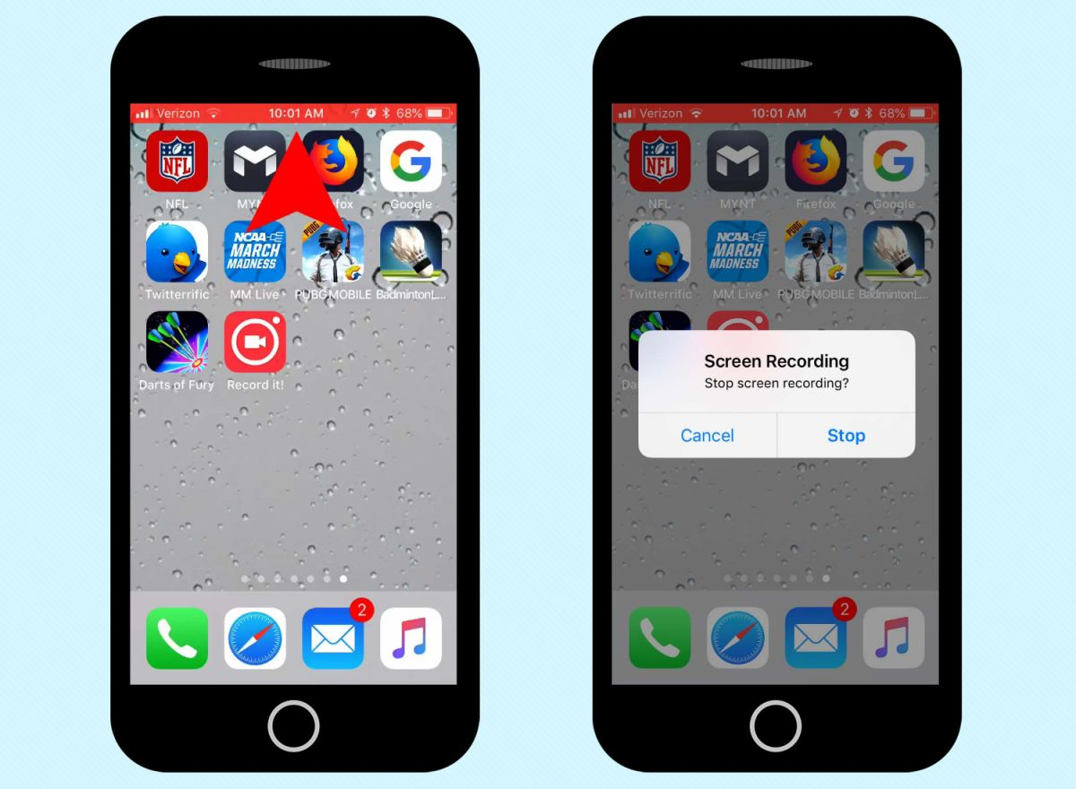 How to Record Your iPhone's Screen   Tom's Guide