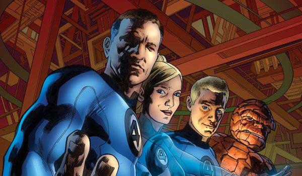 Fantastic Four comics