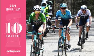 Giro d'Italia countdown 2021