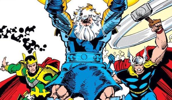 Thor The Surtur Saga