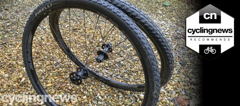 Spank Flare 24 gravel wheelset