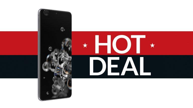 Samsung Galaxy S20 Ultra phone deals
