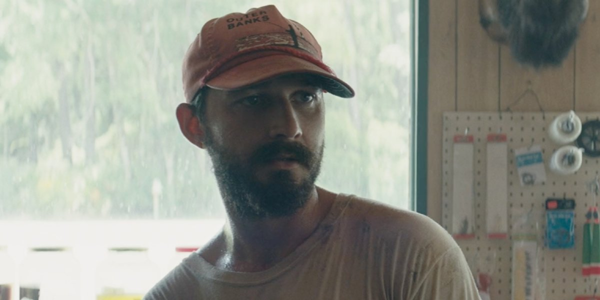 Shia LaBeouf in Peanut Butter Falcon