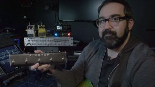 Richie Castellano demos the XSonic Airstep