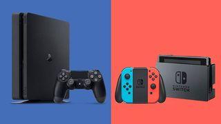 ninteno switch bundles ps4 deals