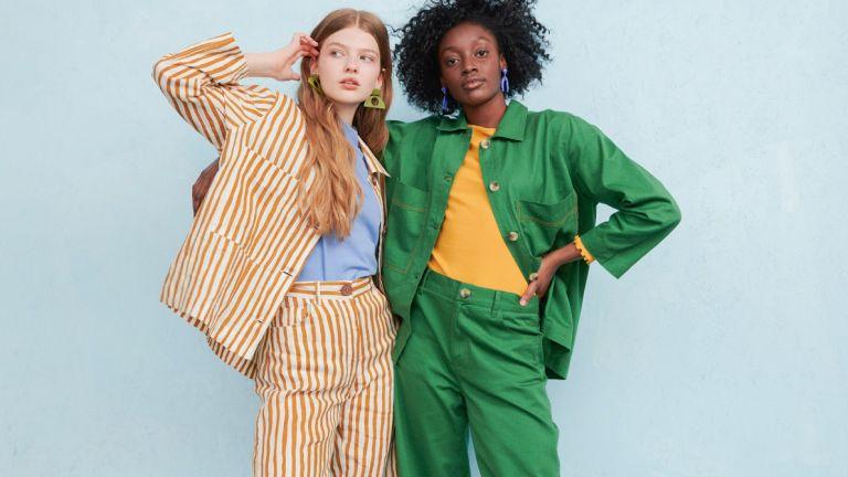 Best sustainable fashion brands, Ilk + Ernie