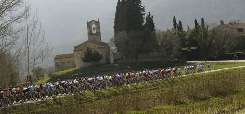 Tour of Catalonia 2010, stage two