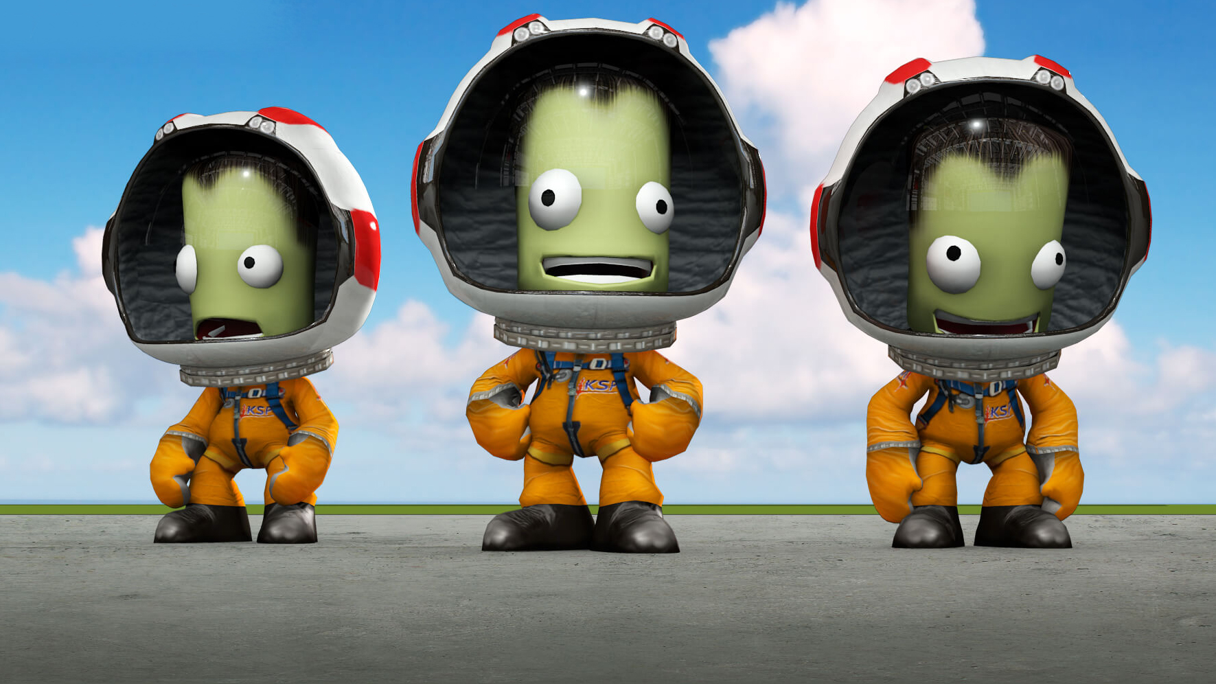 Great moments in PC gaming: Finally landing on the Mun in Kerbal