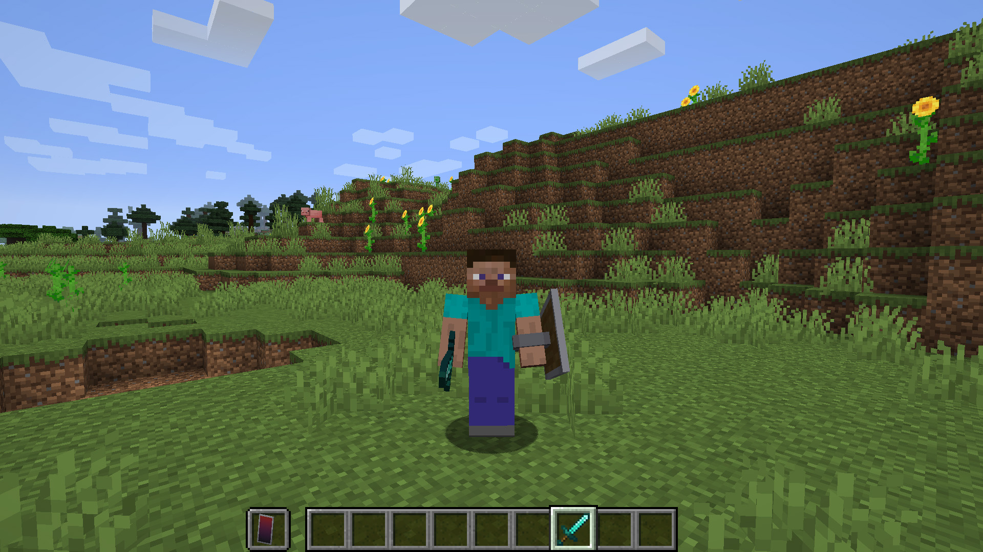 Minecraft Steve skin: Everything to know about the main character