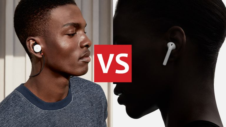 f83644f8547 AirPods vs Pixel Buds: smart in-ear headphones from Apple and Google ...